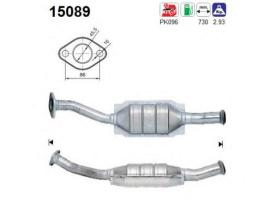 AS 15089 - Catalizador/DPF CITROEN XANTIA 2.0