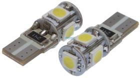 Bosma 93534199 - Pack 2 lámparas T10 12V 3XSMD 5050 LED