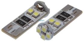 Bosma 93534229 - Pack lámparas T10 12V 5XSMD 5050 LED