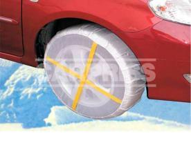 Carpriss 69260045 - Funda antideslizante para nieve y h