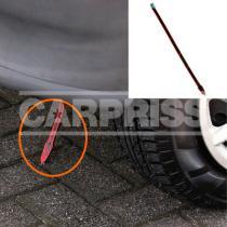 Carpriss 70578508 - Tira anti-estatica  45 cm negra