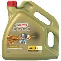 Castrol EDGE5W30 - 5W40 4 litros Magnatec