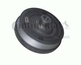Contitech VD1039 - Polea de cigüeñal