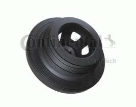 Contitech VD1041 - Polea de cigüeñal