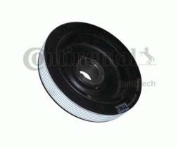 Contitech VD1086 - Polea de cigüeñal