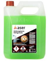 Aser 500532 - Anticongelante 30% gecor verde