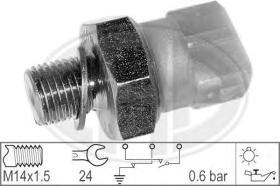 Era 330016 - Interruptor de control de la presió