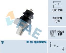 FAE 12240 - Interruptor de control de la presión de aceite