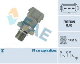 FAE 12500 - Interruptor de control de la presión de aceite