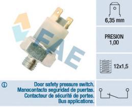 FAE 18070 - Interruptor de control de la presión de aceite