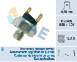 FAE 18080 - Interruptor de control de la presión de aceite