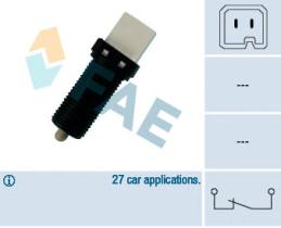 FAE 24340 - Interruptor luces freno