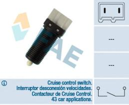 FAE 24480 - Interruptor luces freno