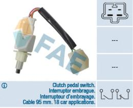 FAE 24604 - Interruptor luces freno