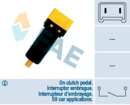 FAE 24860 - Conmutador