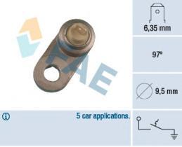 FAE 35120 - Interruptor de temperatura