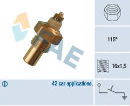 FAE 35150 - Interruptor de temperatura