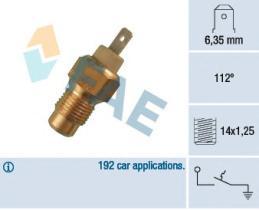 FAE 35180 - Interruptor de temperatura