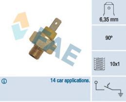 FAE 35345 - Interruptor de temperatura