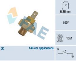 FAE 35350 - Interruptor de temperatura