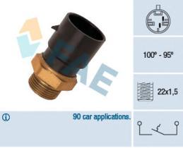 FAE 36190 - Interruptor de temperatura