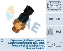 FAE 36200 - Interruptor de temperatura