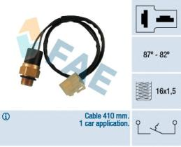 FAE 36240 - Interruptor de temperatura