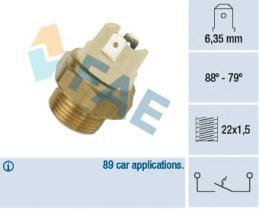 FAE 37040 - Interruptor de temperatura