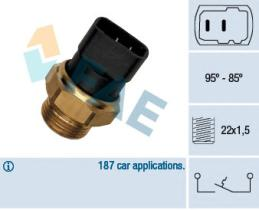 FAE 37210 - Interruptor de temperatura