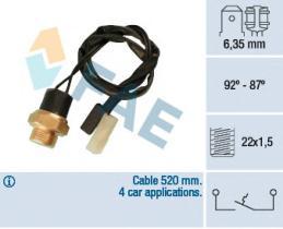 FAE 37500 - Interruptor de temperatura