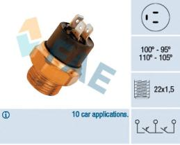 FAE 37880 - Interruptor de temperatura