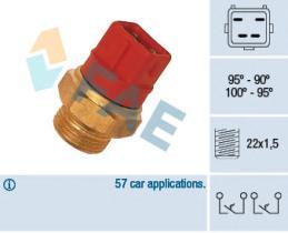 FAE 37960 - Interruptor de temperatura