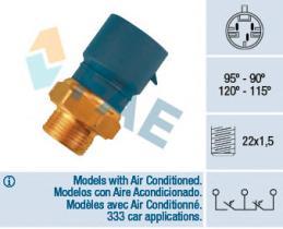 FAE 38235 - Interruptor de temperatura