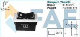 FAE 62190 - Interruptor