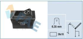 FAE 62360 - Interruptor