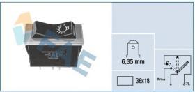 FAE 62411 - Interruptor