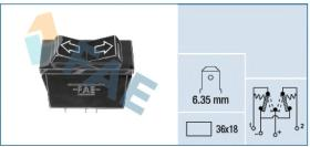 FAE 62460 - Interruptor