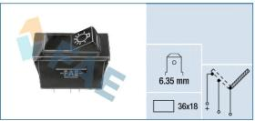 FAE 62570 - Interruptor