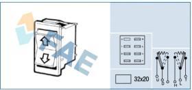 FAE 64180 - Interruptor