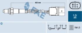 FAE 75020 -
