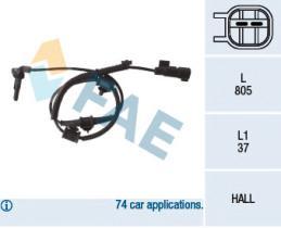 FAE 78110 - Sensor