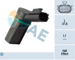 FAE 79363 - Sensor de revoluciones
