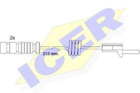 Icer 610259EC - Avisador de freno