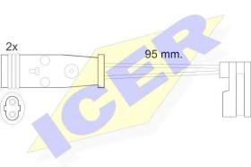 Icer 610370EC - Avisador de freno