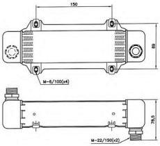 NRF 31006 - ENFRIADOR AUDI A3 96-