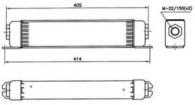 NRF 31093 - ENFRIADOR MAN F2000