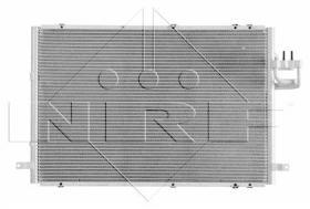 NRF 350008 - CONDENSADOR KIA CARENS 02-06