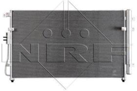 NRF 350010 - CONDENSADOR KIA CARENS 06-