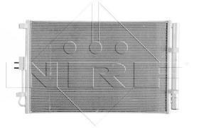 NRF 350015 - CONDENSADOR KIA VENGA HYUNDAI IX20