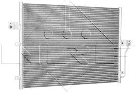NRF 350018 - CONDENSADOR CHEVROLET EPICA 06-